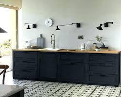 meuble de cuisine noir meuble de cuisine noir et blanc meuble cuisine noir meuble cuisine
