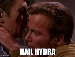Funny Star Trek Memes - these are the funniest pictures from the hail hydra meme