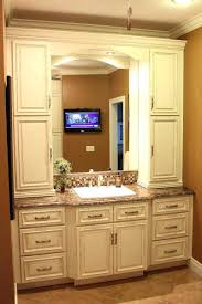 bathroom vanity and cabinet sets bathroom vanity with linen cabinet sets matching 2018 also
