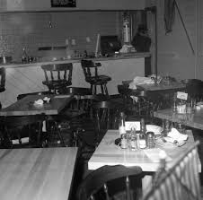 famous crime scene photos the restaurants where mobsters gathered ate and got murdered