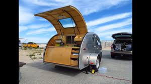 teardrop trailer what to do with your shoes youtube