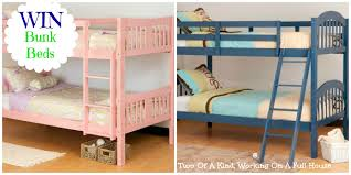 Stork Craft Long Horn Twin Bunk Bed Giveaway  ARV Two Of - Long bunk beds