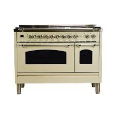 48 Gas Cooktops Hallman 48