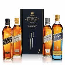 liquor gift sets johnnie walker collection gift set johnnie walker audit