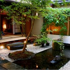 even the smallest japanese garden is a haven of tranquillity