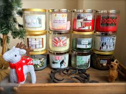 chic luxuries holiday decorating with colonial candle for a buffet