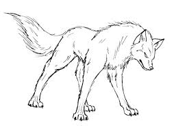 wolf coloring pages download print free