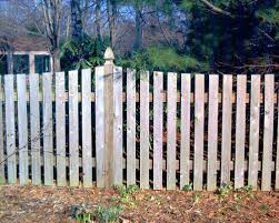 picket fences here u0027s an unpainted flat top style