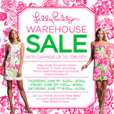 lilly pulitzer warehouse sale the 18th annual lilly pulitzer warehouse sale returns to