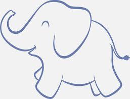 the 25 best elephant template ideas on pinterest elephant