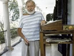 Hemingway Desk 10 Things Successful People Keep On Their Desks