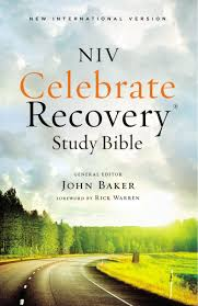niv celebrate recovery study bible baker rick warren