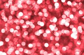 Red And White Christmas Lights by Abstract Red Christmas Lights As Background Stock Photo Picture