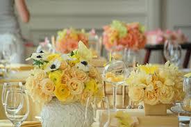 wedding table decoration ideas captivating yellow and black wedding table decoration using really