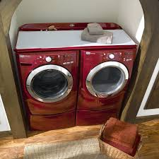 Samsung Pedestals For Washer And Dryer White Red Samsung Washer And Dryer Lowes 3 Red I Luv That Washer Dryer