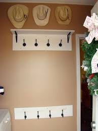 nifty diy wall coat rack with shelf m72 on inspiration to remodel
