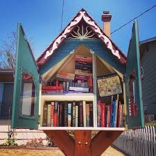 Mini Library Ideas 29 Best Little Free Libraries In Santa Cruz Images On Pinterest
