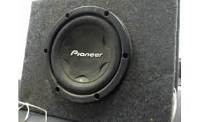 pioneer photo box pioneer 10 subwoofer in box buy cars motorbikes boats buy