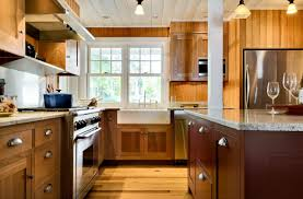 Cabinets With Hardware Photos by Grand View Cottage Boothbay Harbor Maine