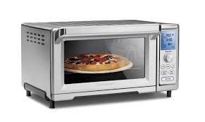 Toaster Oven Pizza Cuisinart U0027s Chef U0027s Convection Countertop Oven Walmart Canada