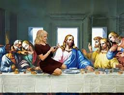 Last Supper Meme - funniest and pettiest kellyanne conway memes so far lastsupper