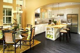 yellow and white kitchen ideas cocina pintada de color ocre deco canpi kitchens