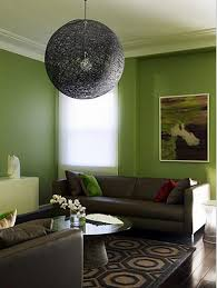 Best Green  Brown Living Room Images On Pinterest Living - Green color for living room