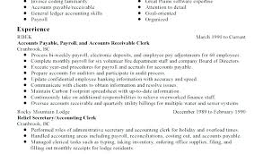 accounts payable resume exle accounts payable supervisor resume accounts payable resume