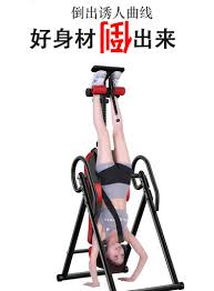 Exercise Upside Down Chair Inverted Machine Home Fitness Equipment Upside Down Simple Disc