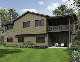 Sloping Lot House Plans 61 Best Homes For The Sloping Lot Images On Pinterest Plants