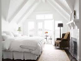 Attic Bedroom Ideas by 41 White Bedroom Interior Design Ideas U0026 Pictures Fireplaces