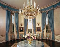 the blue room white house historical association