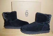 s pull on boots australia ugg australia adria deco detail black womens boot