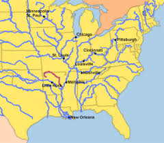 us map of arkansas us map with arkansas river map white river thempfa org