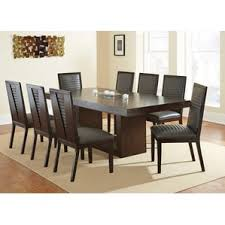 Extending Dining Table And Chairs Double Pedestal Kitchen U0026 Dining Tables You U0027ll Love Wayfair