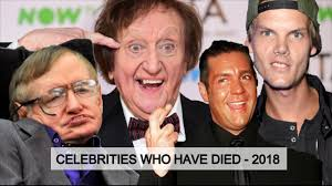 famous people who turn 65 in april 2015 celebrity deaths in 2018 famous faces lost this year from ray
