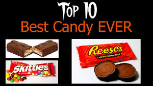 Top 10 Chocolate Bars In The World Top 10 Best Halloween Candy Ever Youtube