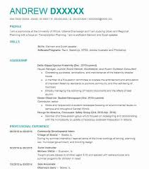 sample resume for on campus job 465 urban and regional planning resume examples architecture