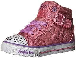 skechers red light up shoes skechers kids twinkle toe heart and sole light up sneaker little