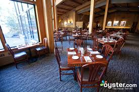 mountain room restaurant at the yosemite lodge at the falls