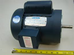 leeson 3 4hp energy saving motor 110 220v single phase c6c28fc4d