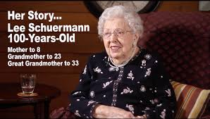 44 Years Old by My 100 Year Old Grandmother Tells Life Story Chemistry Multimedia