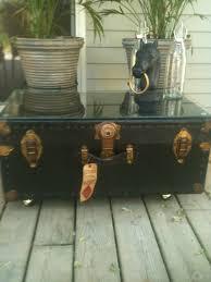 Vintage Trunk Coffee Table Best 25 Trunk Table Ideas On Pinterest Tree Trunk Table Tree
