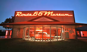 Oklahoma natural attractions images Oklahoma route 66 museum econo lodge purcell jpg