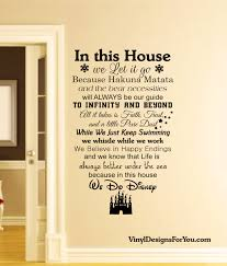 decoration disney wall decals home decor ideas