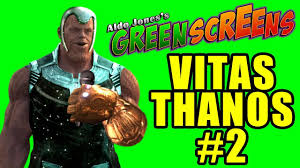Memes Free To Use - vitas thanos green screen 2 feel free to use it for your memes