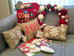 interior cool decoration ideas for christmas holiday captivating