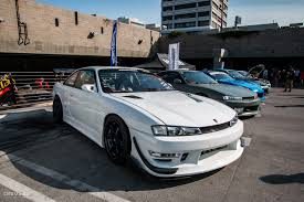 nissan silvia 2018 showoff in little tokyo nisei edition drivingline