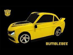 Coolest Transforming Bumblebee Transformer Costume Transformer 61 Halloween Costumes Images Transformers