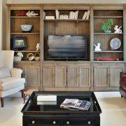 Outdoor Entertainment Center - family room entertainment center ideas living room modern with